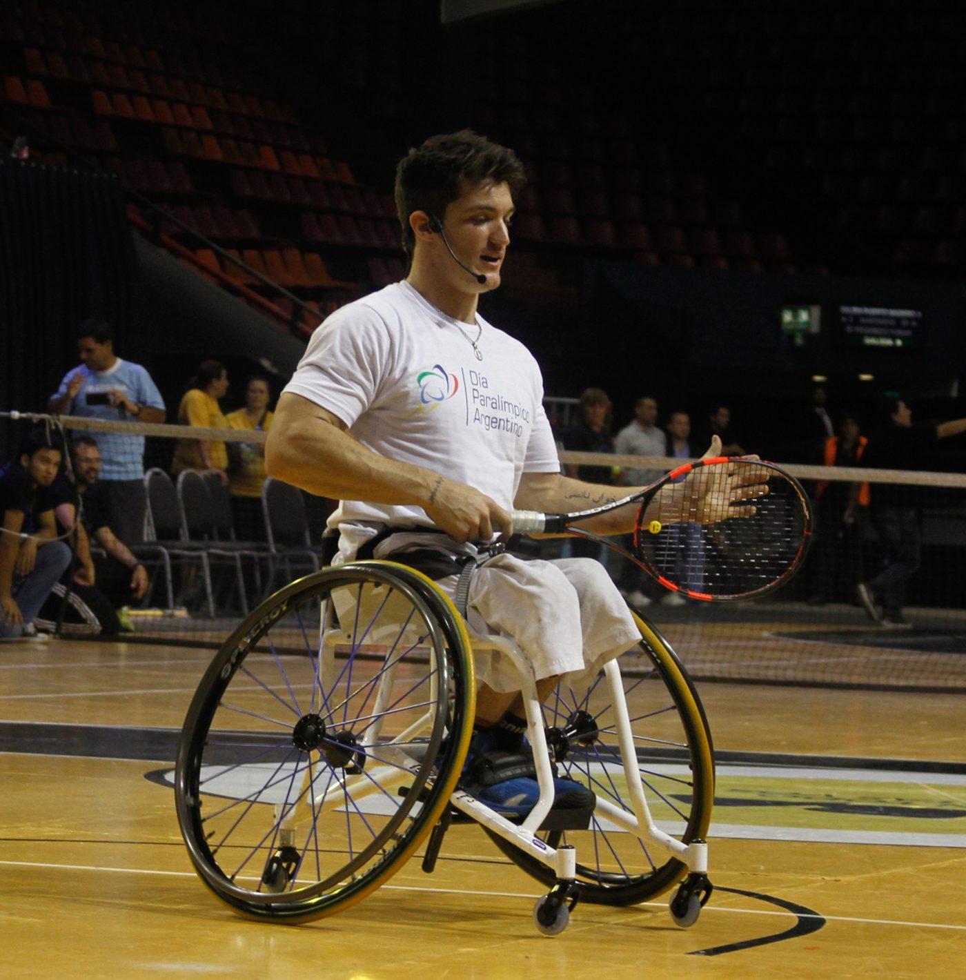 Fernández, Olimpia 2014