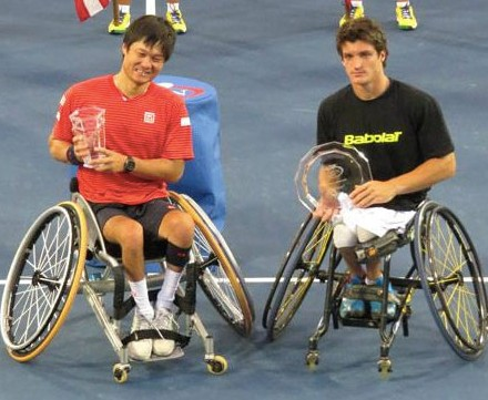 Gustavo Fernández brilló en el US Open