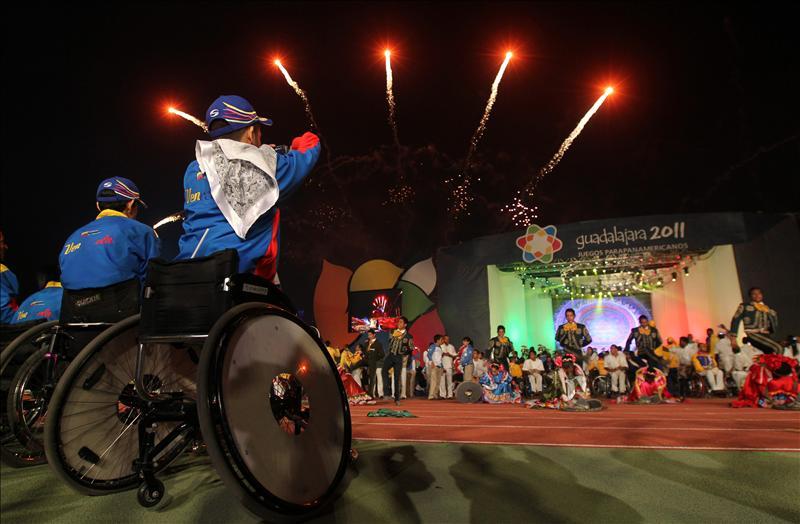 La historia de los Juegos Parapanamericanos