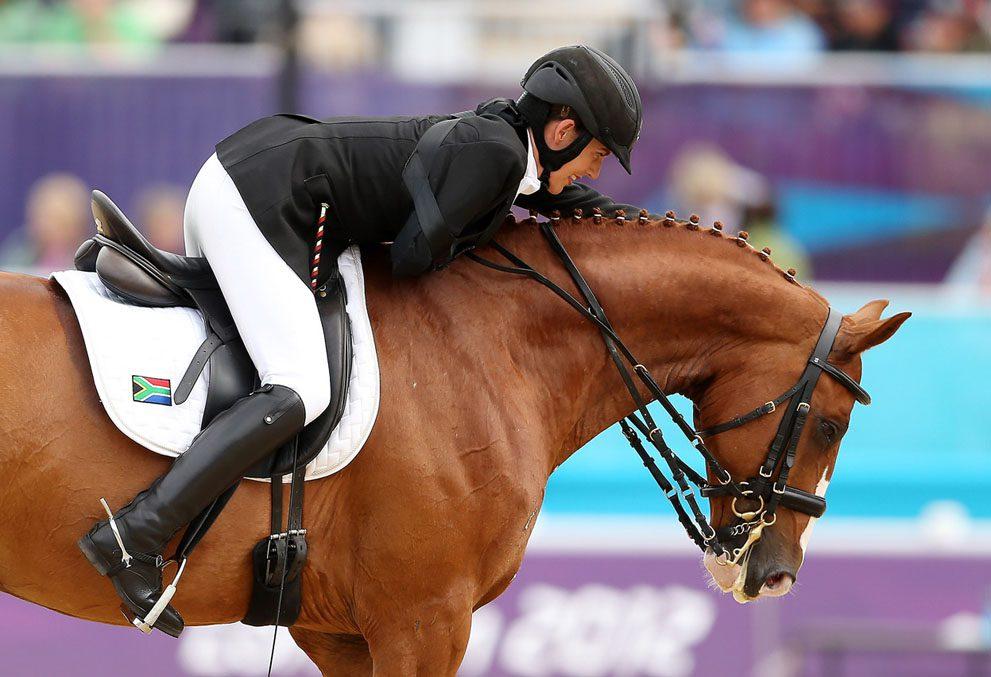 Así es la equitación paralímpica