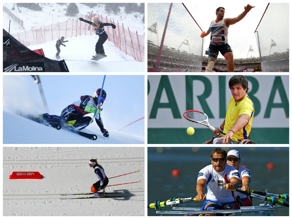Votá a Gustavo Fernández como mejor deportista paralímpico de febrero