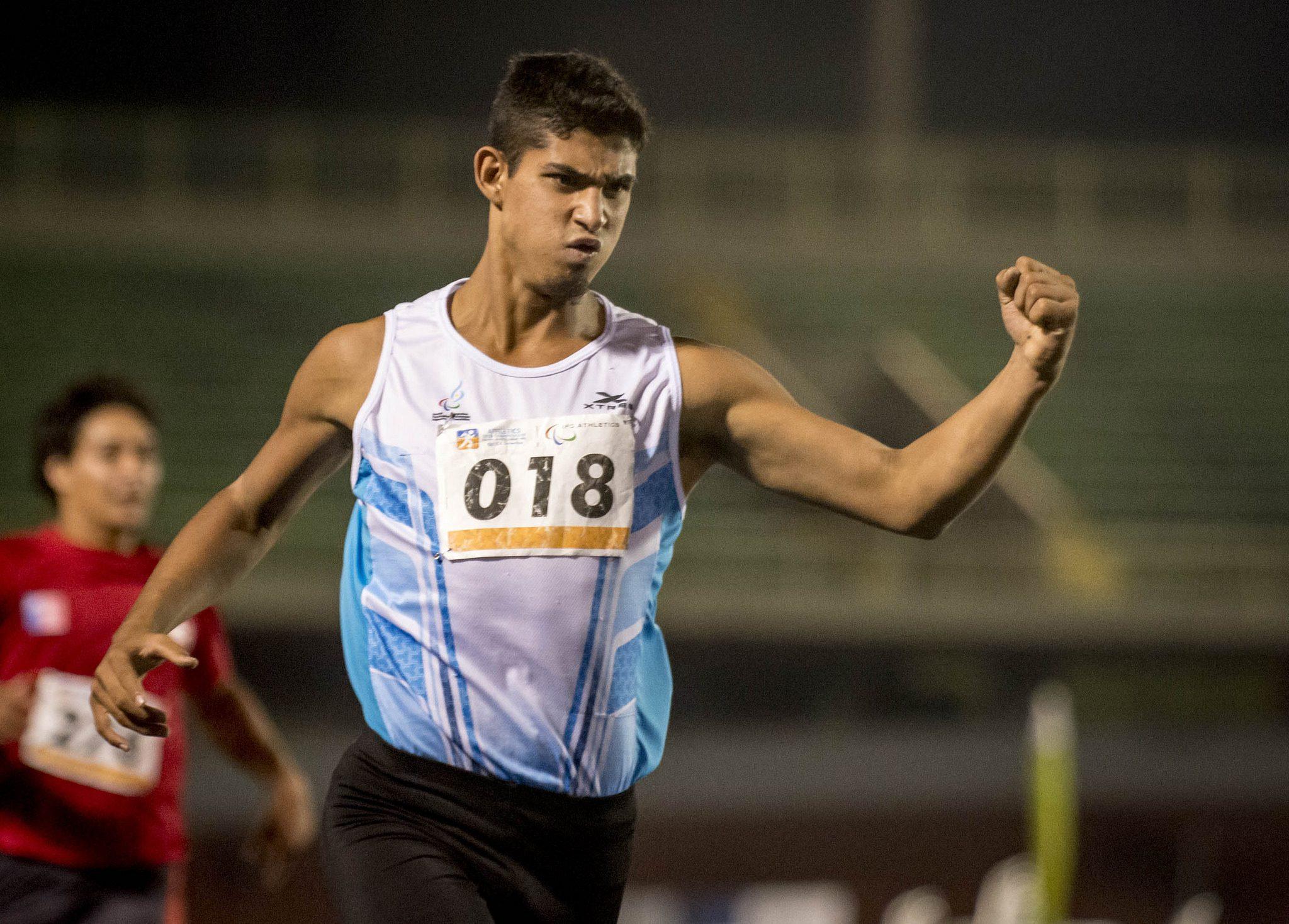 Atletismo adaptado: diez medallas en arranque del Open Caixa de Brasil