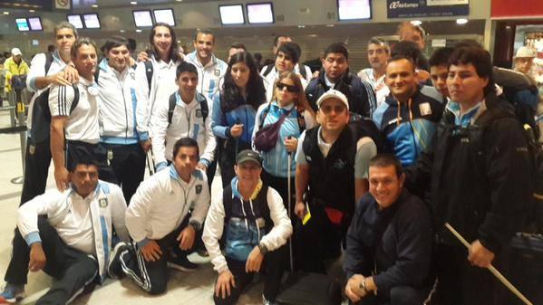 Judo apatado: Argentina se prepara en Corea