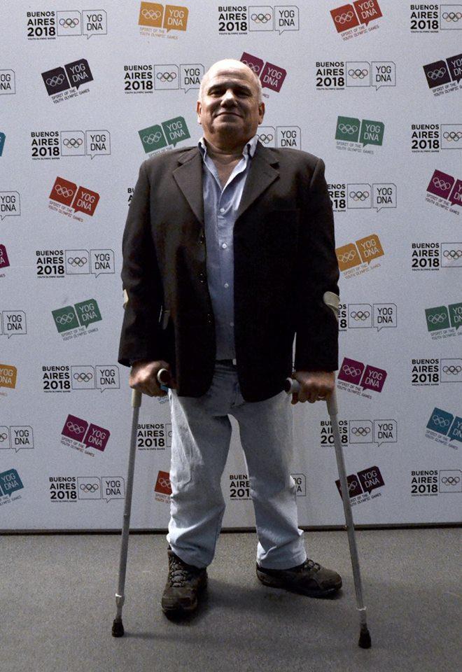 """José María Valladares, presidente del COPAR: """"La sociedad está percibiendo que el atleta paralímpico es un modelo a seguir"""""""