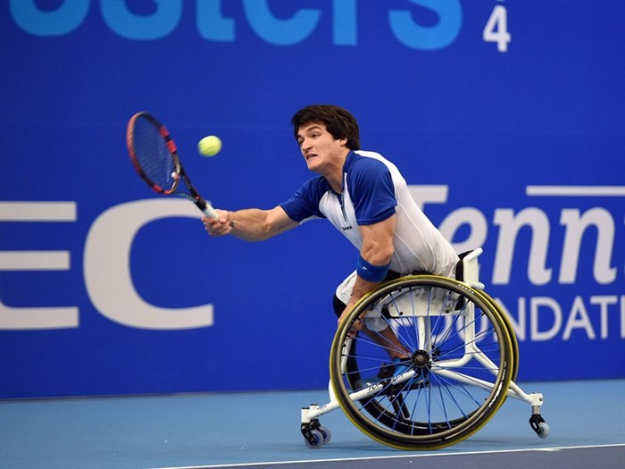 Tenis adaptado: Gustavo Fernández cayó en semifinales de París