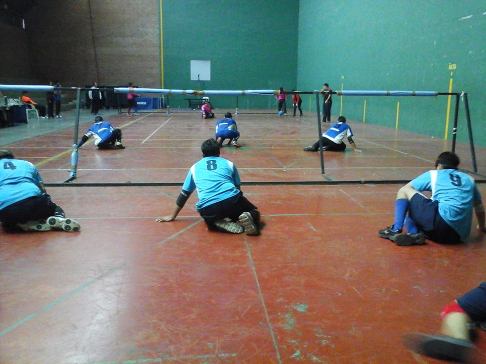 Goalball: Rosell, imparable