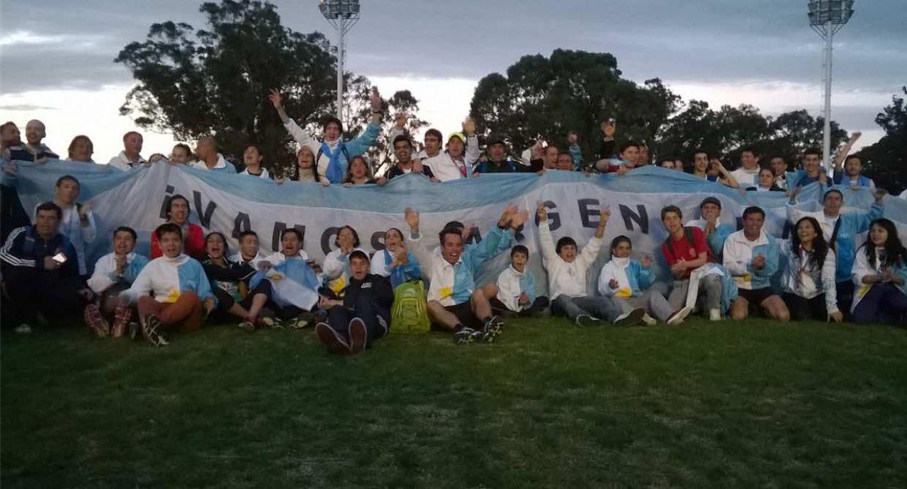 Mundial de Trasplantados: Argentina y una actuación histórica