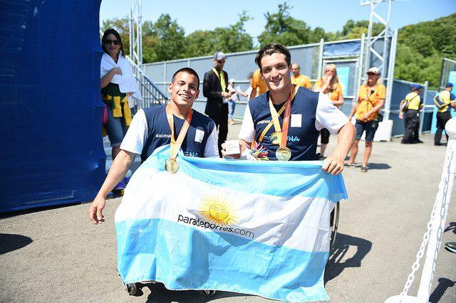 Día 6: Fernández y Casco, medalla de oro en el dobles de tenis