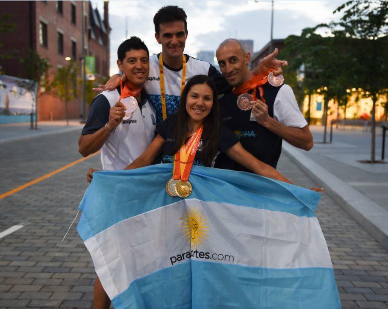 Día 4/Delgado colecciona oros, y Argentina avanza en el medallero