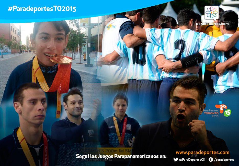 Día 5 / El resumen de los argentinos en Toronto