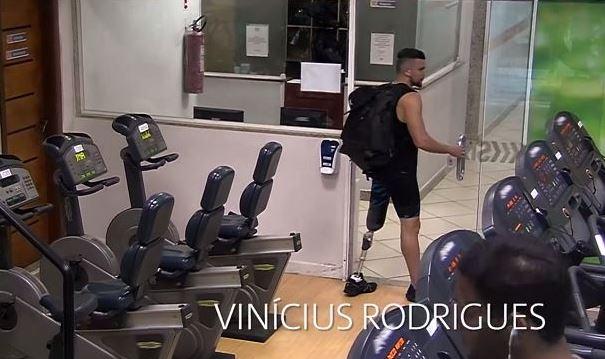 Camino a Río 2016: los atletas paralímpicos sorprenden en Brasil