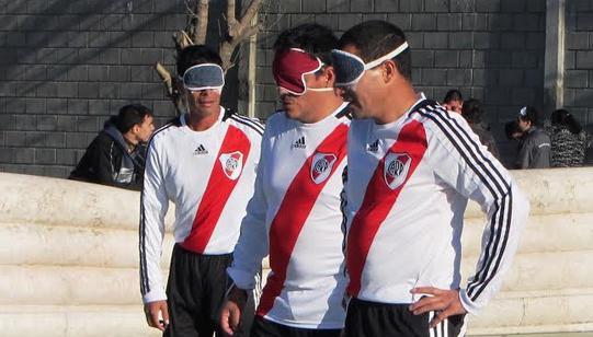 Fútbol para ciegos: River terminó como líder de la zona Sur