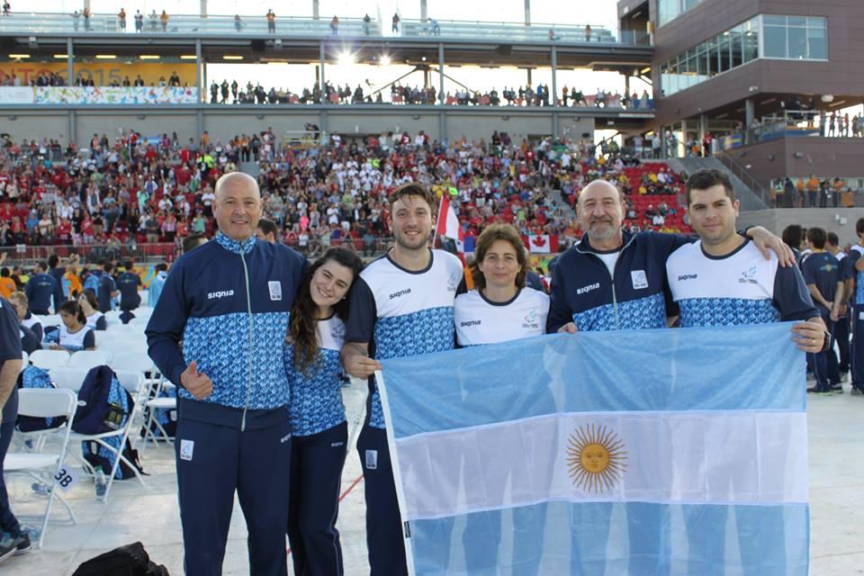 """Gabaglio: """"Me entusiasma el futuro del tenis de mesa adaptado argentino"""""""