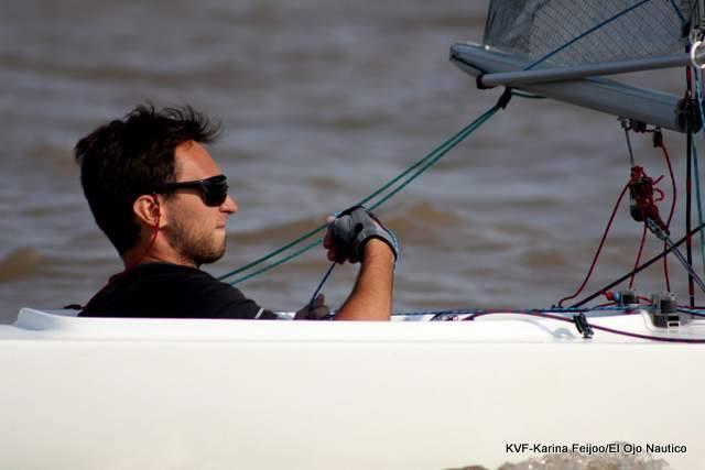 Vela: Sáez Raffaelli, cuarto puesto en Miami