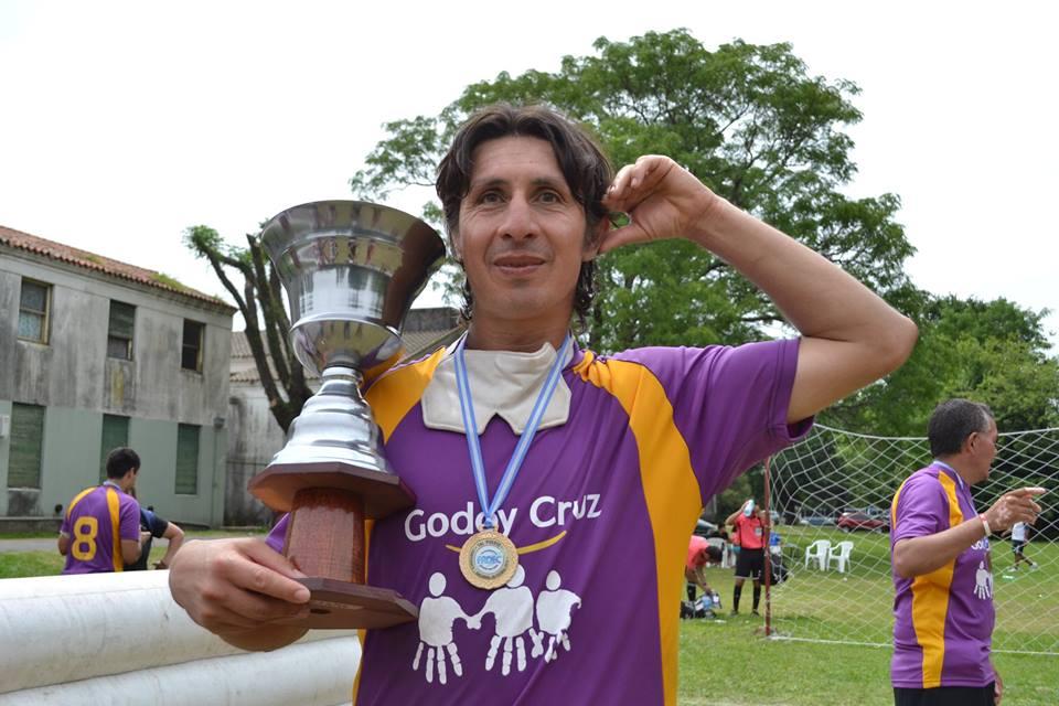 """Coqui Padilla: """"Ser campeón en Río sería el broche de oro para mi carrera"""""""