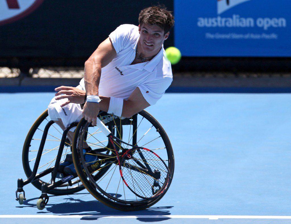 Tenis adaptado: ¡Fernández, campeón en Bélgica!