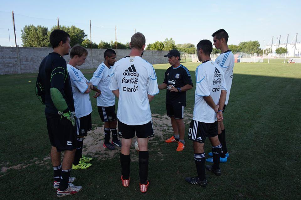 Los Tigres se concentraron en San Lorenzo