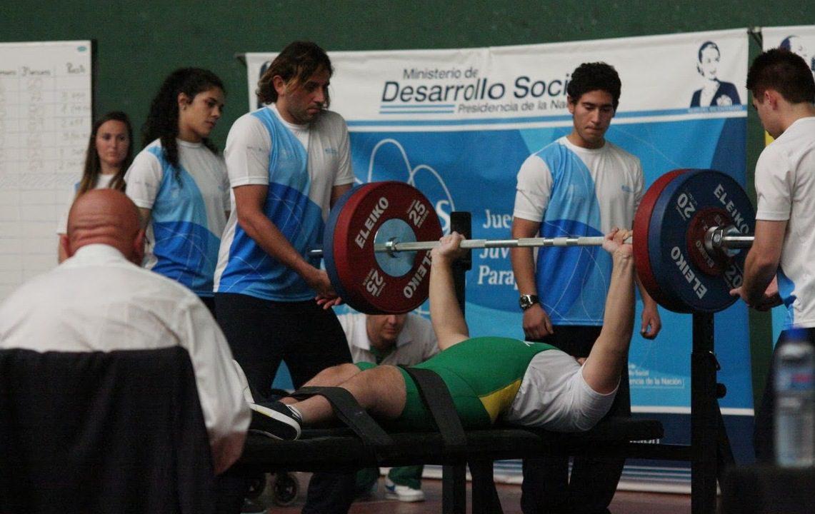 Pesas adaptado: El Torneo Argentino en Mar del Plata