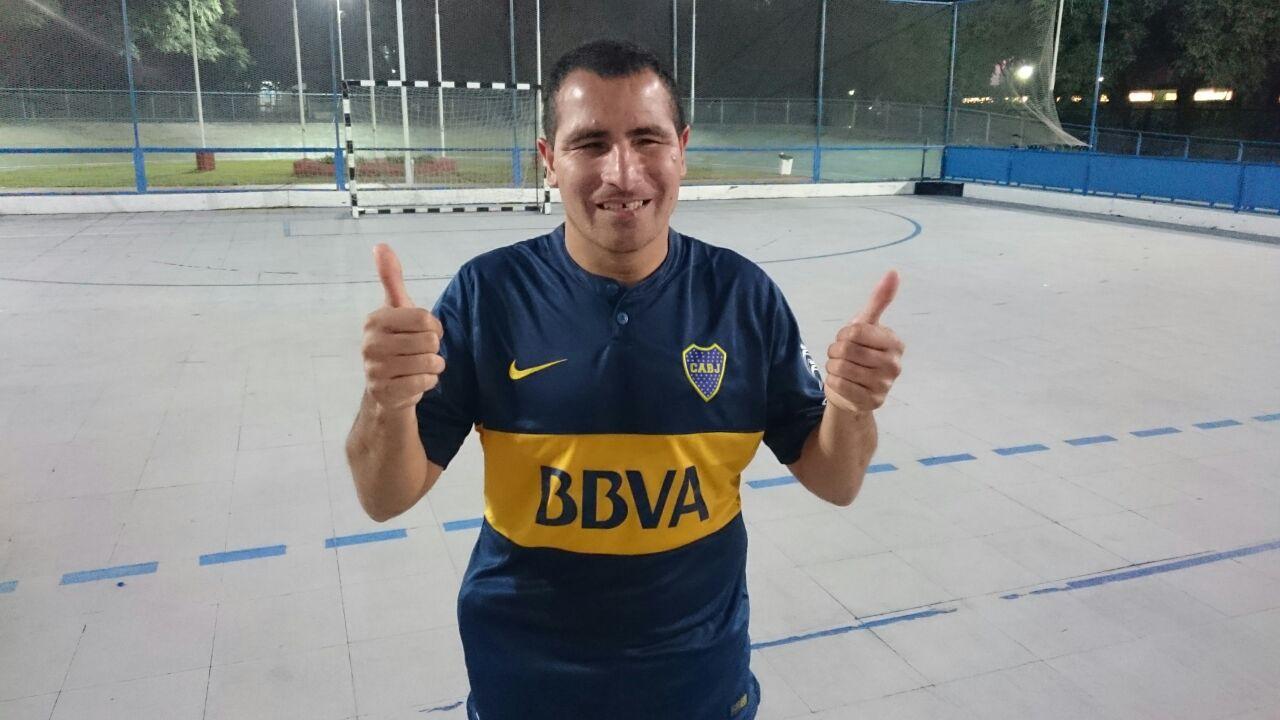 Fútbol para ciegos: El primer Superclásico de la historia fue para Boca
