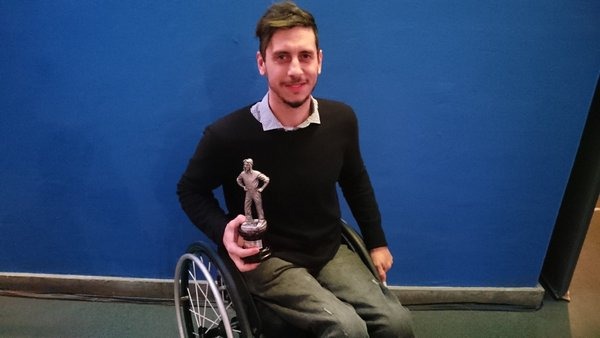 "Depergola: ""Me sorprendió ganar en los Premios Newbery"""