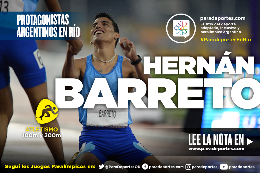 HERNAN BARRETO: EN EL NOMBRE DEL PADRE