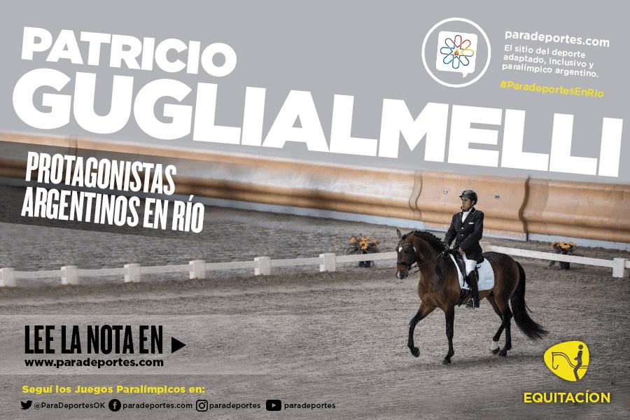 Guglialmelli, el argentino más local en Río