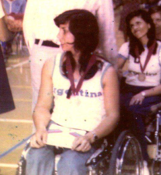 """Maia Spara, la capitana del bronce en basquet de Toronto 1976: """"A Estados Unidos lo dejábamos pasar para que enceste""""."""