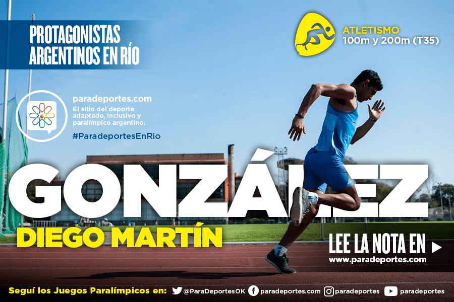 El perfil de Diego Martín González