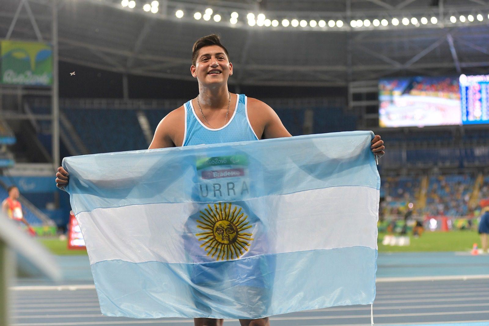 """Atletismo – Hernán Urra: """"Busco mejorar mi marca y subir al podio en Londres"""""""