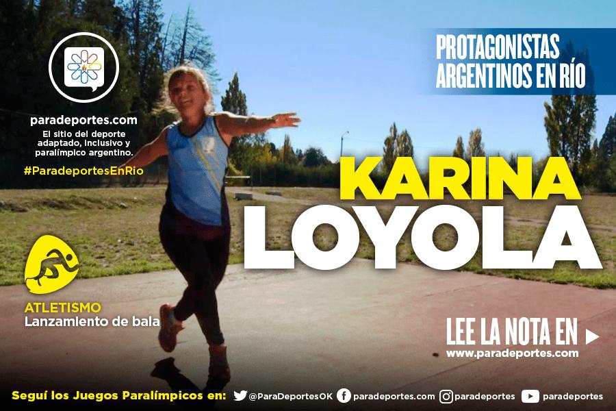 Loyola, un rápido camino a Río