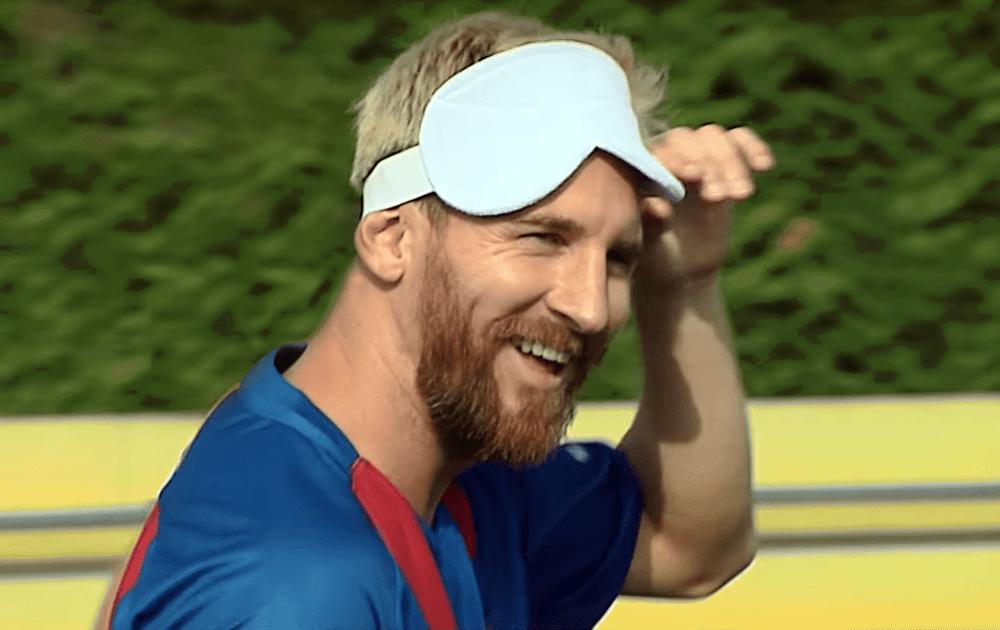 Messi apoya al fútbol 5