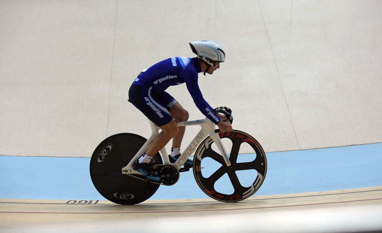 Ciclismo: Diploma Paralímpico para Rodrigo López