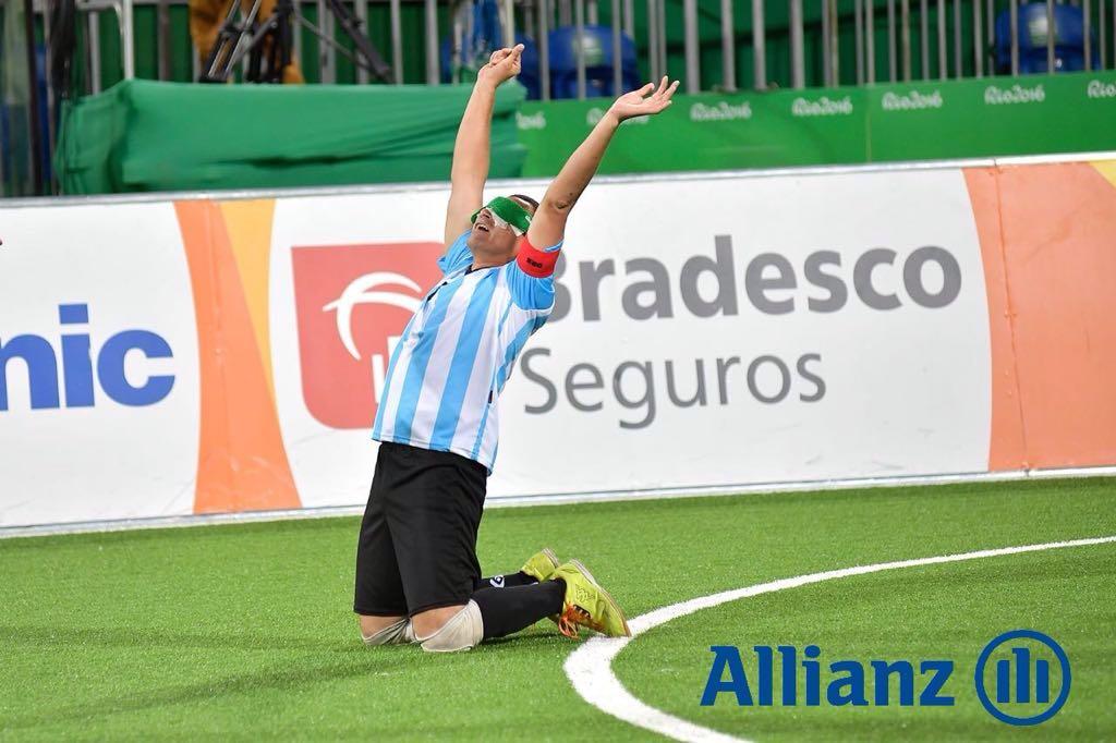Silvio Velo, con el apoyo de Allianz, va por el oro en Río 2016