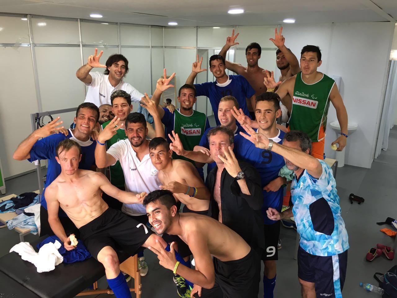 Fútbol 7: Hazaña de Los Tigres
