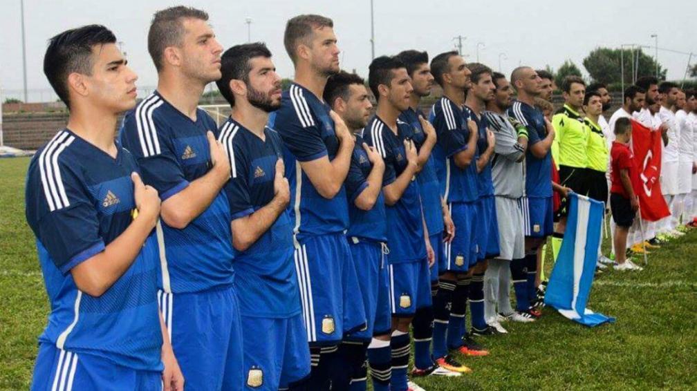 Fútbol para sordos: Argentina se prepara para las Eliminatorias