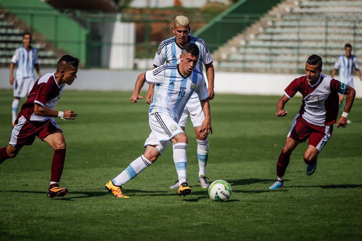 Fútbol para sordos: Argentina debutó con una victoria en las Eliminatorias
