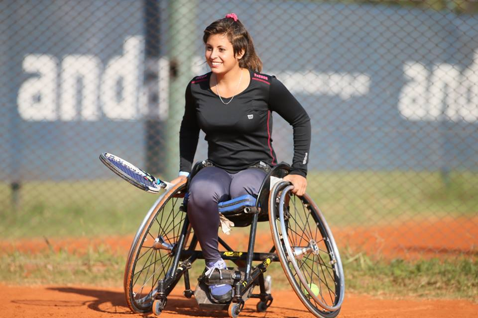 Tenis adaptado: Antonella Pralong participará del Master de Juniors