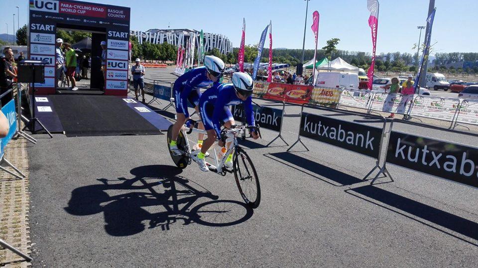 Paraciclismo: el campeonato nacional se muda a Gualeguay