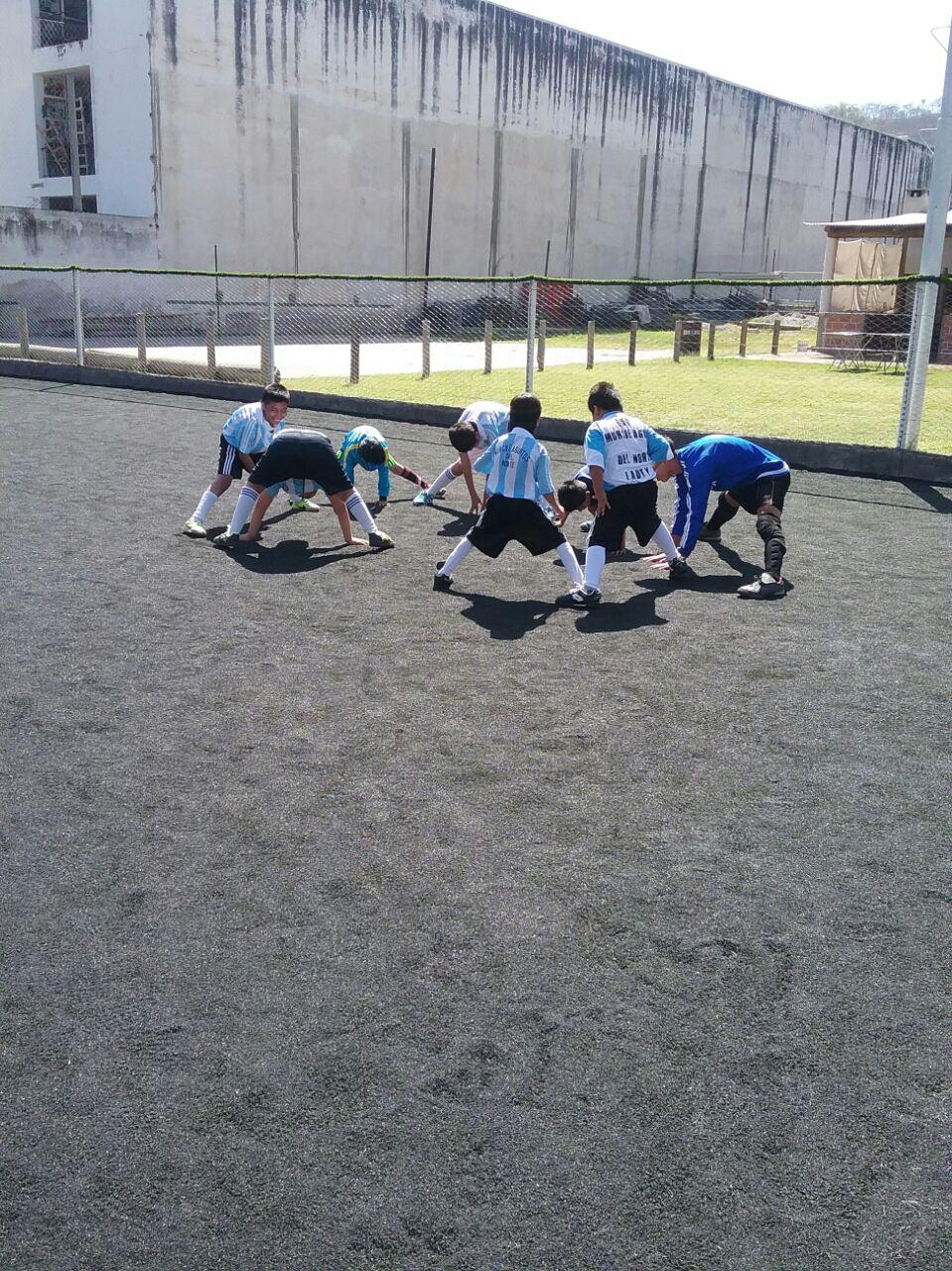 Fútbol para ciegos: El Torneo de Habilidades se trasladó a Salta