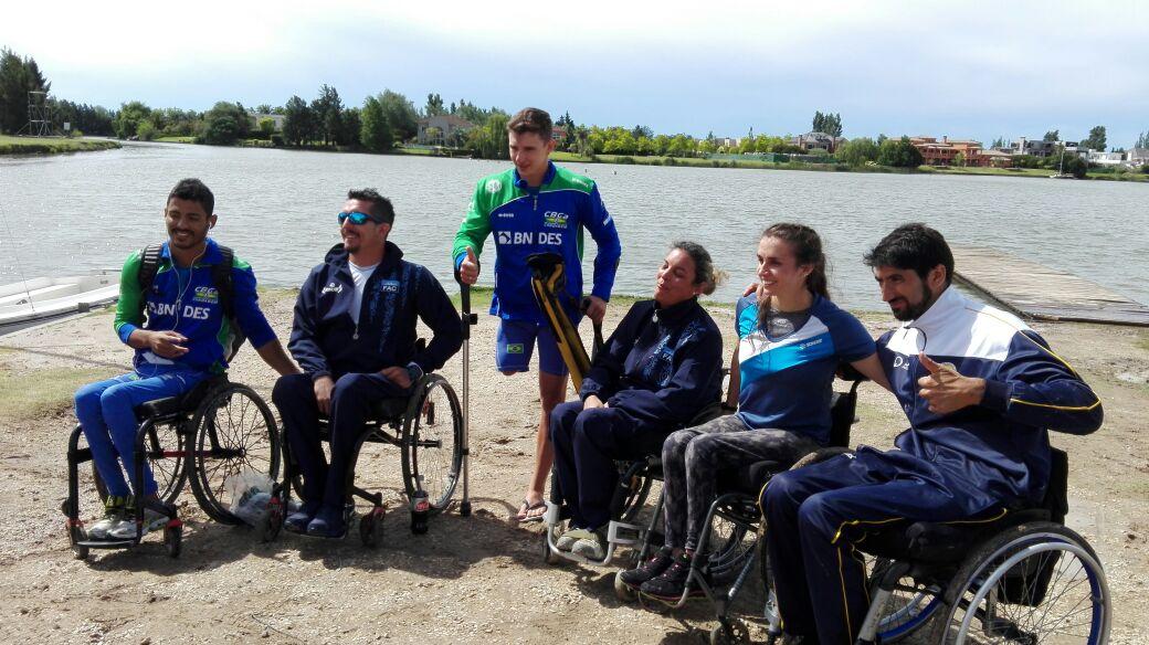 Paracanotaje: once medallas para Argentina en el Sudamericano