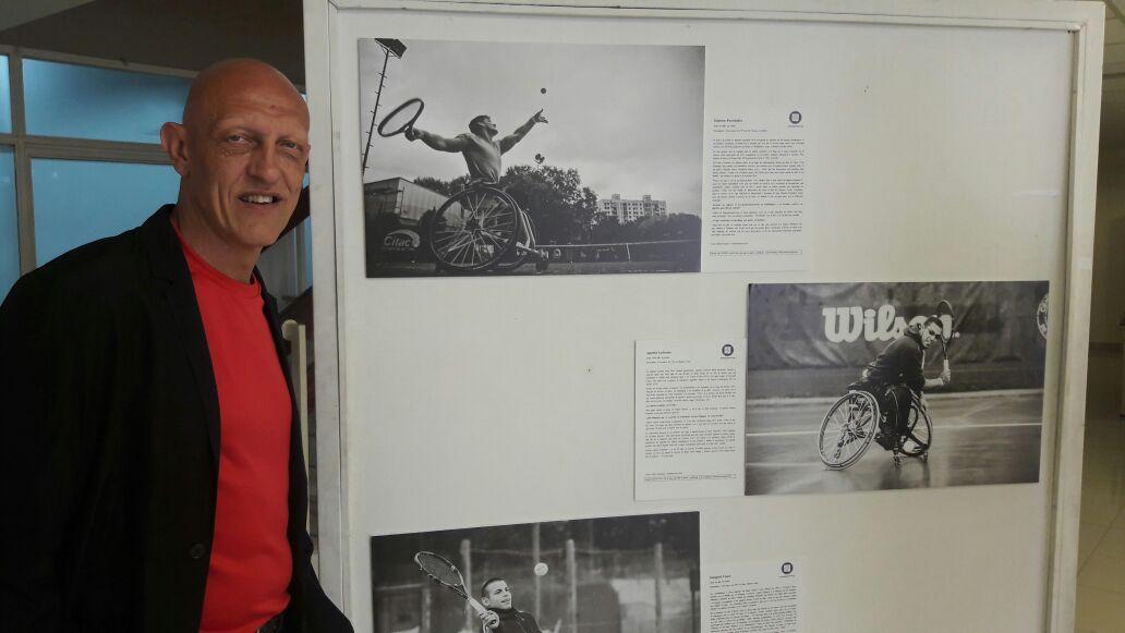 """Oscar Dertycia: """"Tenemos cien escuelas de deporte adaptado y queremos seguir avanzando"""""""