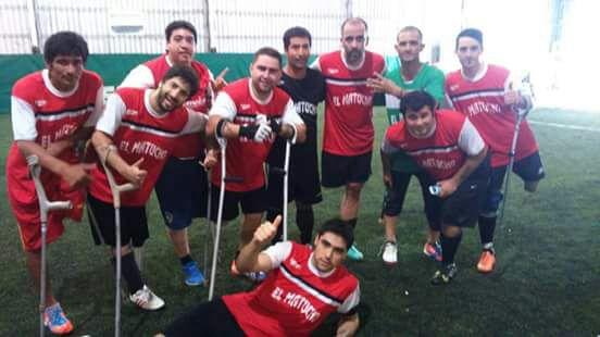 Fútbol para amputados: Entre Ríos se quedó con la Copa Raza Chaco