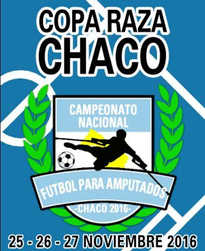 Fútbol para amputados: Comienza la Copa Raza Chaco