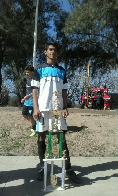 Fútbol 7: El juvenil Fogliaresi tuvo su reconocimiento en Catamarca
