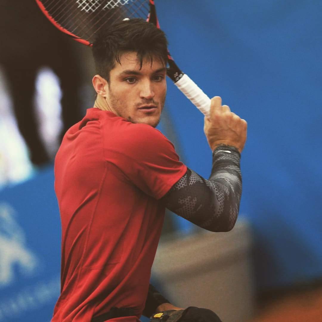 Tenis adaptado: Gustavo Fernández no pudo ante el número uno