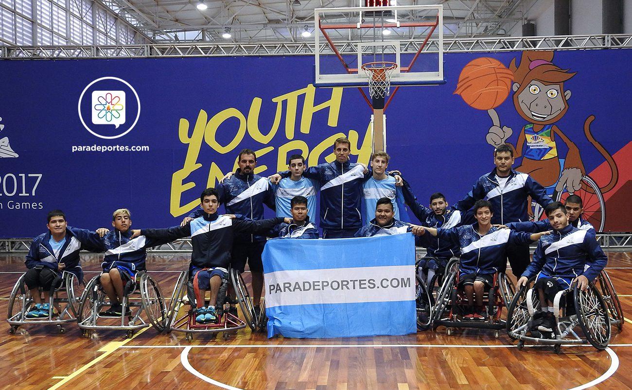 Básquet masculino: debut con triunfo para Argentina