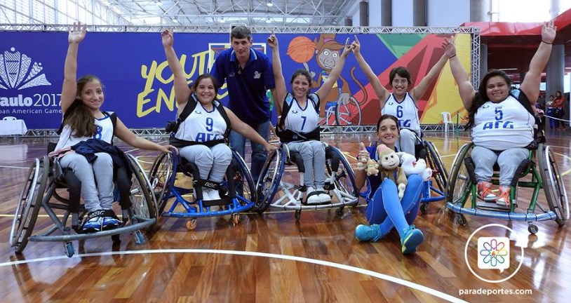 Básquet femenino: Argentina sigue firme en San Pablo