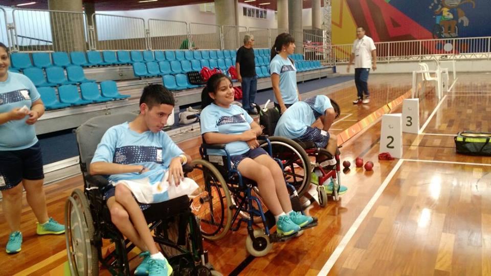 Boccia: Argentina consiguió tres medallas en San Pablo