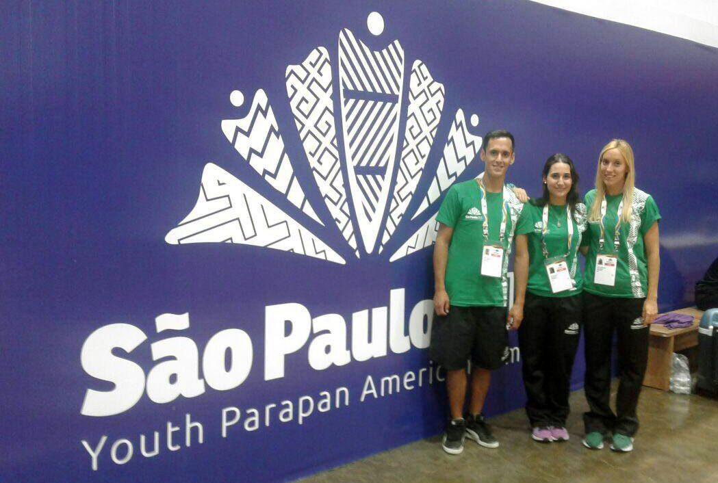 Tres voluntarios también representan a la Argentina en San Pablo 2017