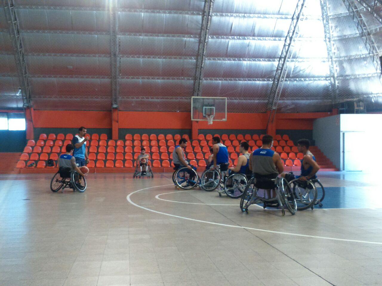 Básquet: La Selección Argentina se concentró en Santa Fe
